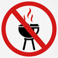 No Barbecues